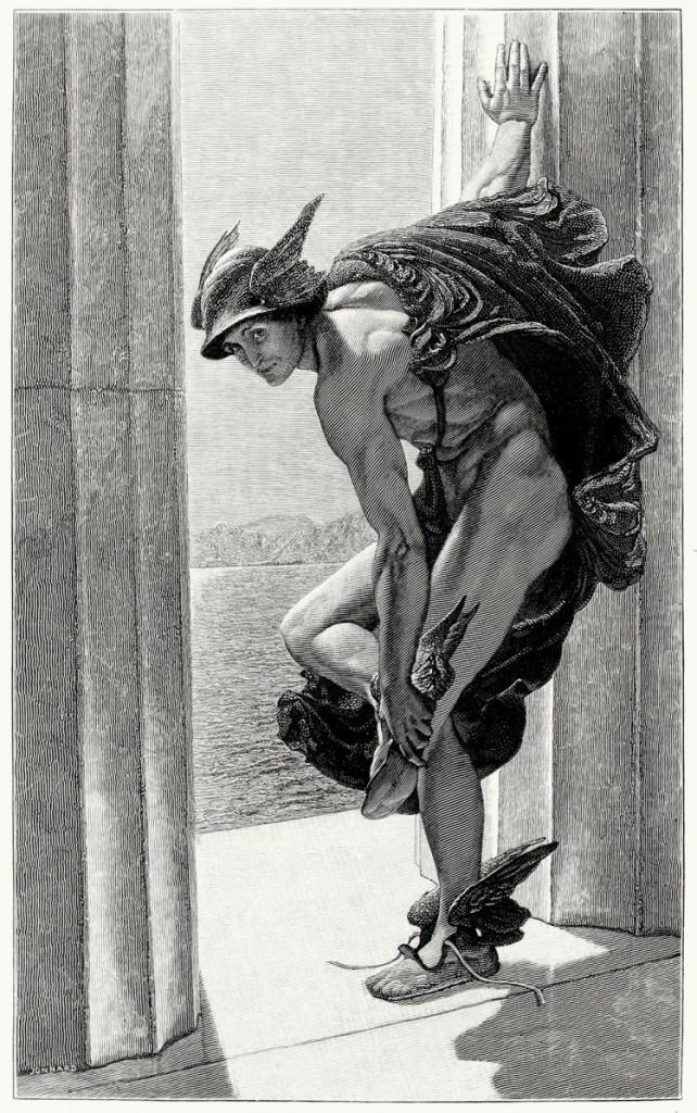 HermesafterapaintingbyW.B.Richmond.